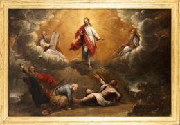 """36  -  <p><span class=""""object_title"""">Escuela italiana del siglo XVII. La Transfiguración.</span>.<br></p>"""