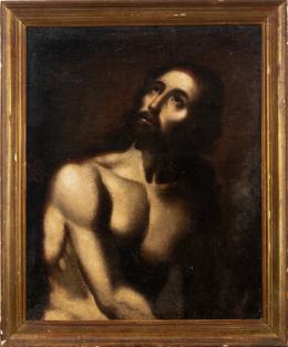 """42  -  <p><span class=""""object_title"""">Escuela italiana del siglo XVII. Ecce Homo.</span>.<br></p>"""